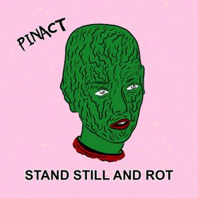 Pinact - Stand Still And Rot [Vinyl, LP]