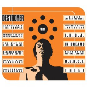 Destroyer - Thief [CD]