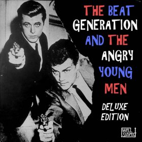 Various - The Beat Generation & The Angry Young Men [CD]