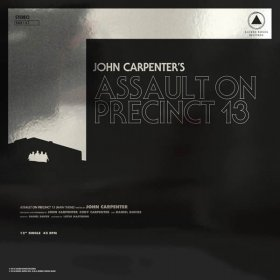 "John Carpenter - Assault On Precinct [Vinyl, 12""]"
