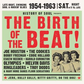 Various - The Birth Of The Beat 1954-1963 [2CD]