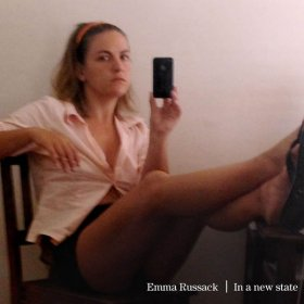 Emma Russack - In A New State [CD]