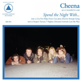 Cheena - Spend The Night With [CD]