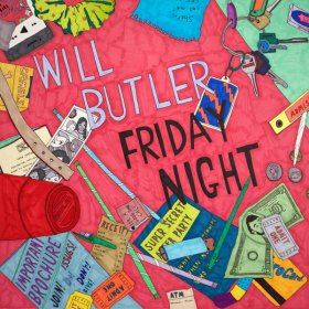 Will Butler - Friday Night [Vinyl, LP]