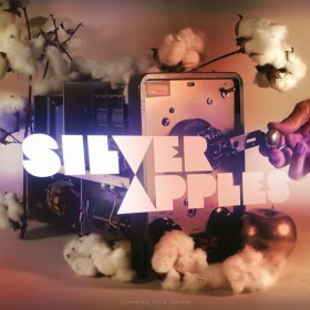 Silver Apples - Clinging To A Dream (White) [Vinyl, 2LP]