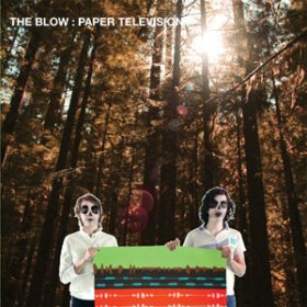 Blow - Paper Television [CD]