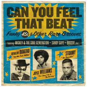 Various - Can You Feel That Beat: Funk 45S And Other Rare Gs [CD]