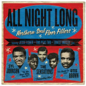 Various - All Night Long: Northern Soul Floor Fillers [CD]