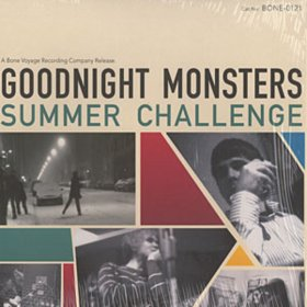 Goodnight Monsters - Summer Challenge [CD]