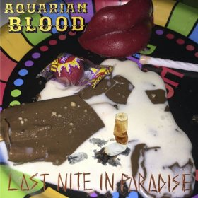 Aquarian Blood - Last Nite In Paradise [CD]