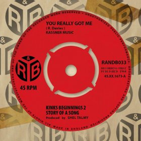 Various - Kinks Beginnings 2: You Really Got Me [2CD]