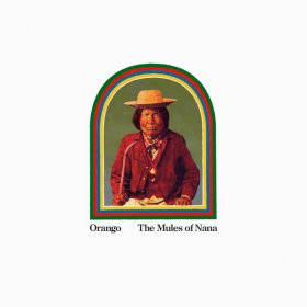 Orango - The Mules Of Nana [Vinyl, LP + CD]