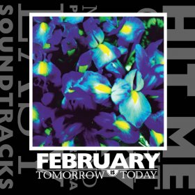 February - Tomorrow Is Today [CD]