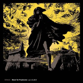 Grails - Black Tar Prophecies Vol. 1, 2 & 3 [CD]