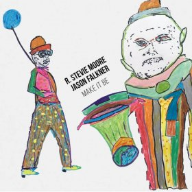 R. Stevie Moore & Jason Falkner - Make It Be [CD]