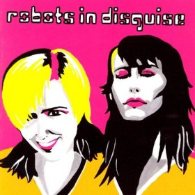 Robots In Disguise - Disguises [CD]