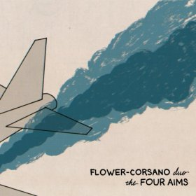 Flower Corsano Duo - The Four Aims [CD]