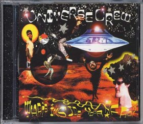 Universe Crew - What's Inside Your Afro? [CD]