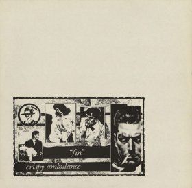 Crispy Ambulance - Fin [CD]