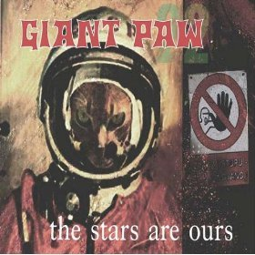 Giant Paw - The Stars Are Ours [CD]