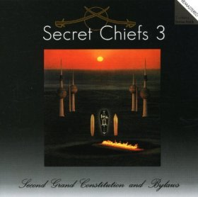 Secret Chiefs 3 - Hurqalya (Second Grand Constitution And Bylaws) [CD]