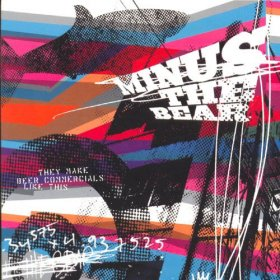 Minus The Bear - They Make Beer Commercial [CD]