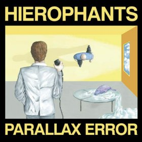 Hierophants - Parallax Error [Vinyl, LP]
