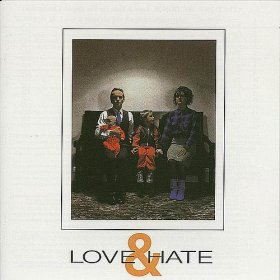 Section 25 - Love & Hate [CD]