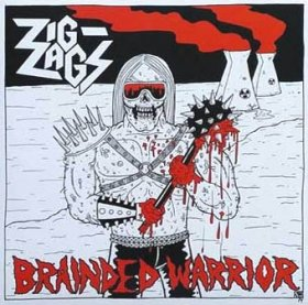 "Zig Zags - Braindead Warrior [Vinyl, 7""]"