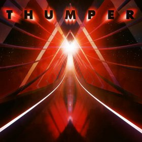 Brian Gibson - Thumper (Translucent Red) [Vinyl, LP]