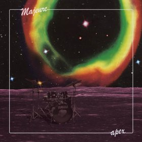 Majeure - Apex (Clear/Pink) [Vinyl, LP]