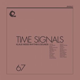 Klaus Weiss Rhythm & Sounds - Time Signals [Vinyl, LP]