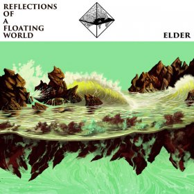 Elder - Reflections Of A Floating World (Mint Green) [Vinyl, 2LP]