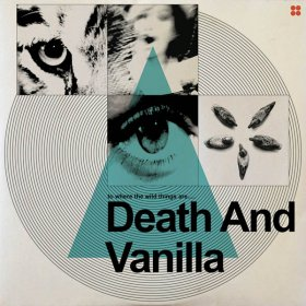 Death And Vanilla - To Where The Wild Things Are (Clear) [Vinyl, LP]