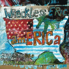 Wreckless Eric - America (Orange) [Vinyl, LP]
