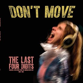 Last Four Digits - Don't Move [CD]