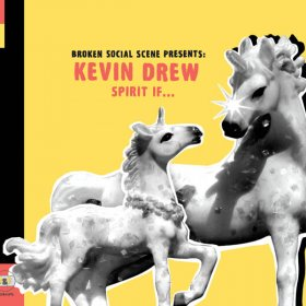 Broken Social Scene - Presents: Kevin Drew - Spirit If [CD]