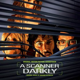 Graham Reynolds - A Scanner Darkly (Ost/Colour) [Vinyl, LP]