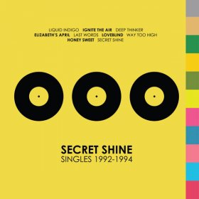 Secret Shine - Singles 1992-1994 (Colour) [Vinyl, LP]