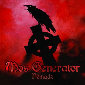 Mos Generator - Nomads (Orange) [Vinyl, LP]