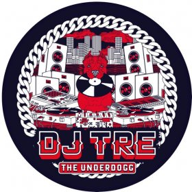 "Dj Tre - The Underdogg [Vinyl, 12""]"