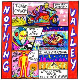 Melkbelly - Nothing Valley (Orange) [Vinyl, LP]
