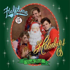 Dude York - Halftime For The Holidays [CD]