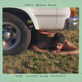 Craig Brown Band - Lucky Ones Forget [Vinyl, LP]