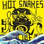 Hot Snakes - Suicide Invoice (Neon Yellow)