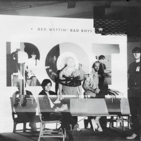 Bed Wettin' Bad Boys - Rot [Vinyl, LP]