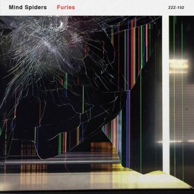 Mind Spiders - Furies [Vinyl, LP]