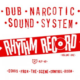 Dub Narcotic Sound System - Rhythm Record Vol. One [Vinyl, LP]