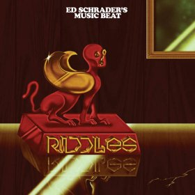 Ed Schrader's Music Beat - Riddles (Red Gold Starburst) [Vinyl, LP]