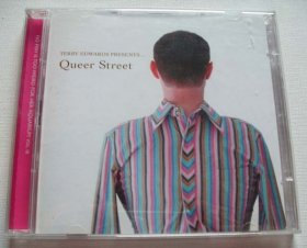 Terry Edwards - Queer Street [CD]